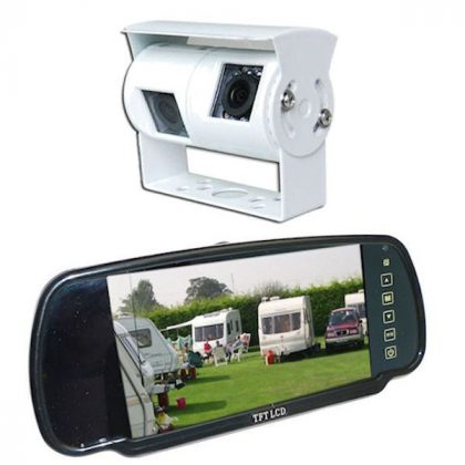Rear View and Reversing Cameras