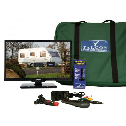 Camping TV Packages