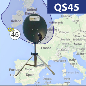 QuickSAT QS45