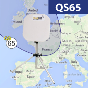 QuickSAT QS65