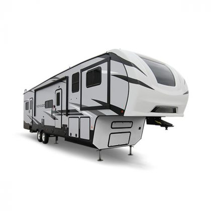 Fifth Wheel Rear View Camera Systems