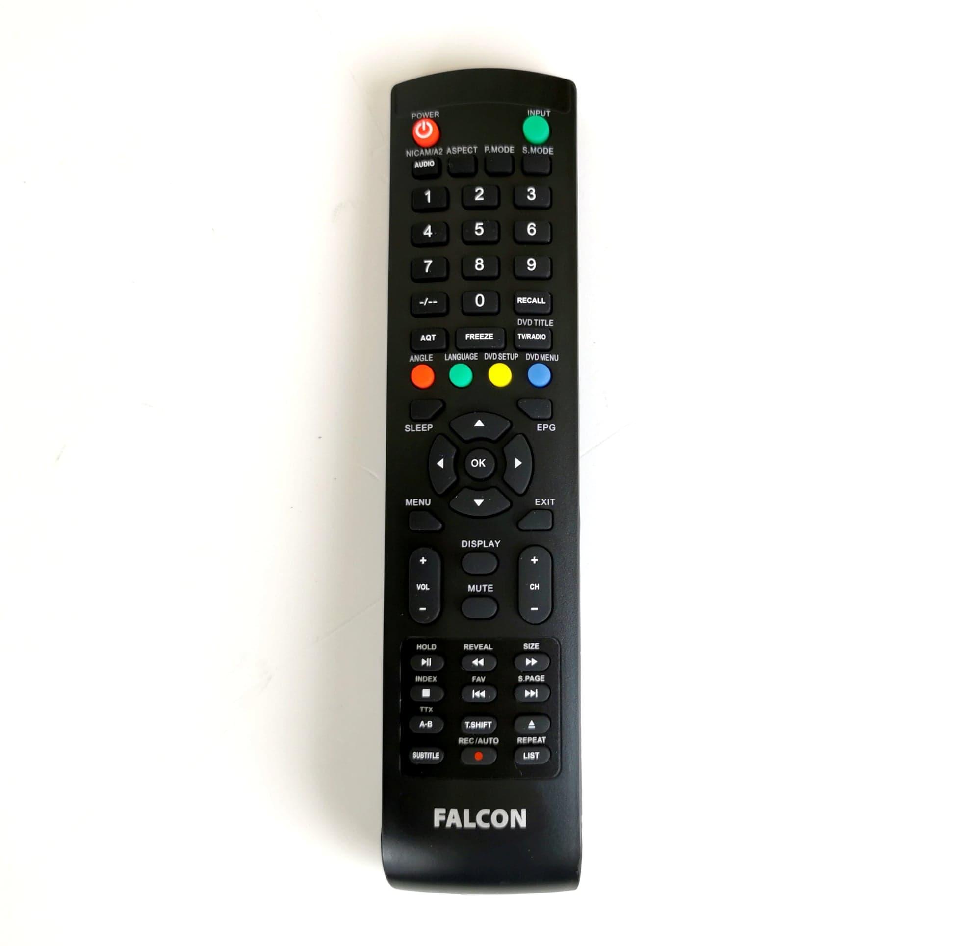 Falcon Remote 2020 1