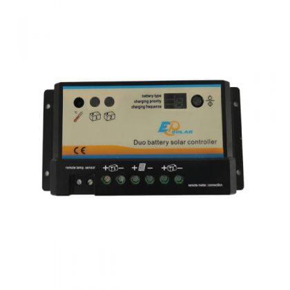 Dual Output Regulators & Displays