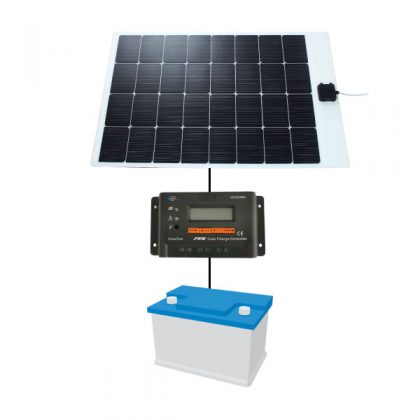 Flexible Single Output Solar Systems