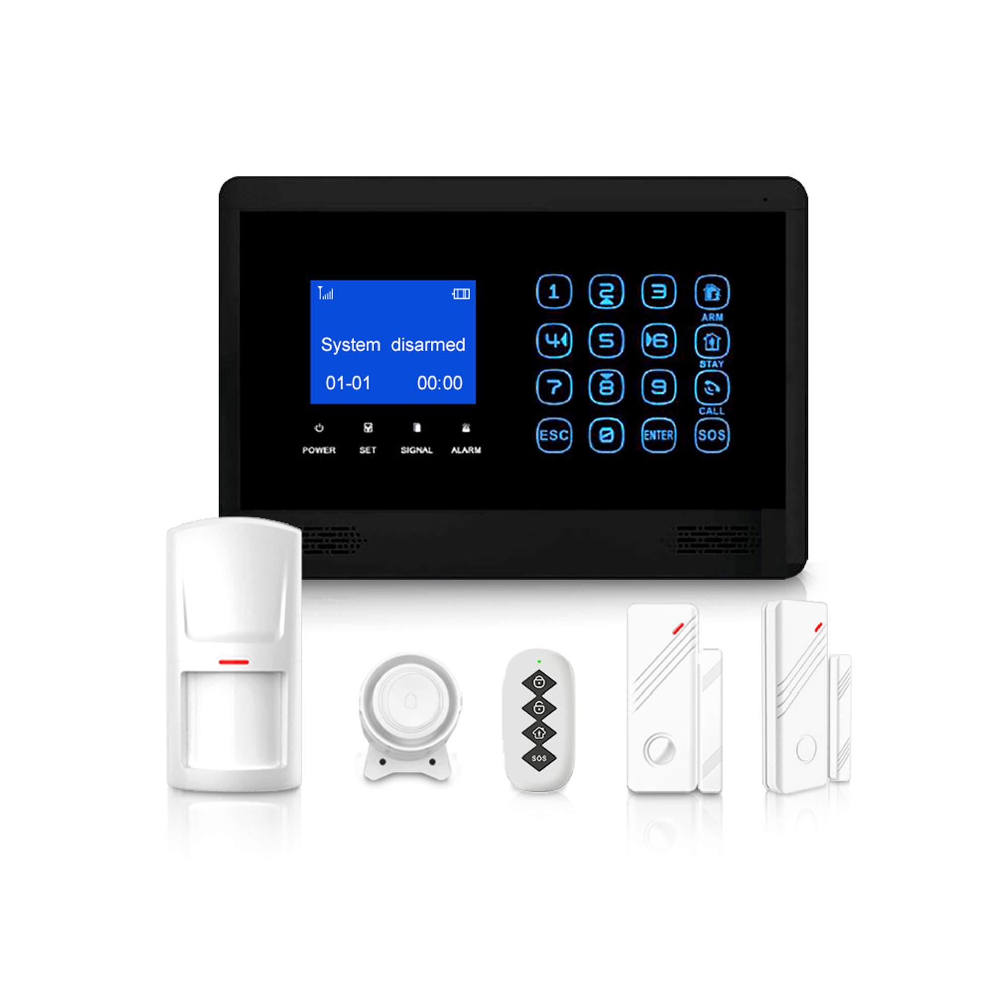 Falcon Smart Alarm BLK LR
